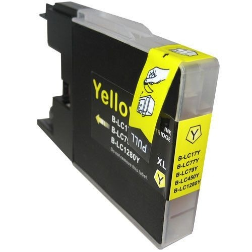 CARTUS CERNEALA BROTHER DCP-J525W YELLOW COMPATIBIL