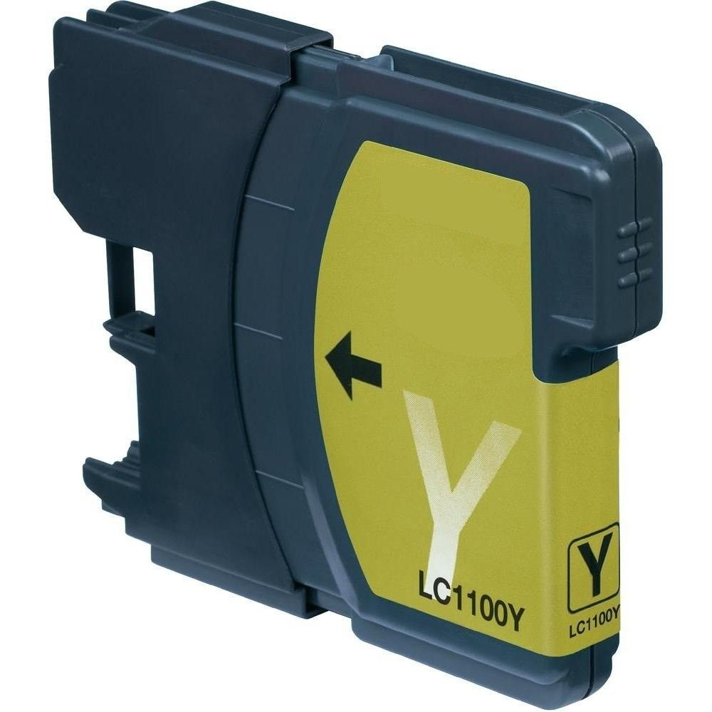 CARTUS CERNEALA BROTHER DCP-195C YELLOW COMPATIBIL