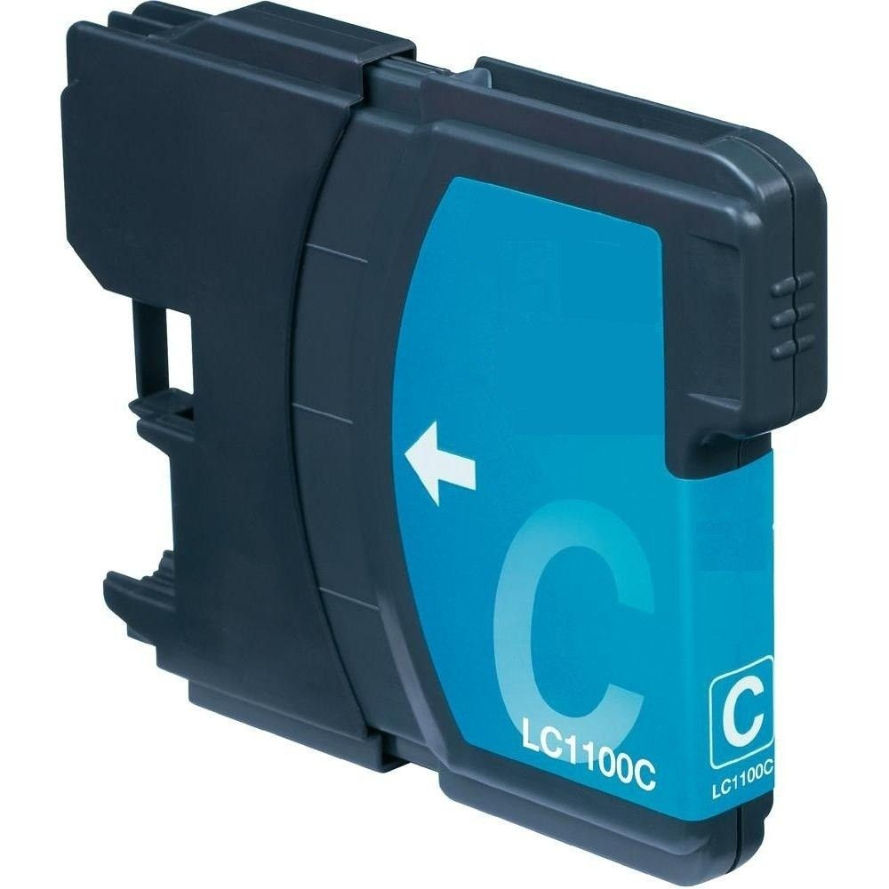 CARTUS CERNEALA BROTHER MFC-490CW CYAN COMPATIBIL