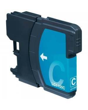 CARTUS CERNEALA BROTHER MFC 295CN CYAN COMPATIBIL